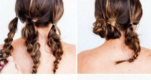 30+ Easy Summer Hairstyles to Do Yourself
