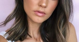 Glowy summer makeup look perfect for going out or every day