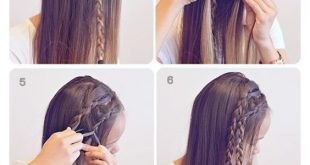 einfache und einfache Frisur Tutorials für Ihren täglichen Blick!