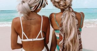 50 Cute And Easy Summer Hairstyles That'll Prevent Neck Sweat