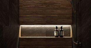 Lassen Sie nicht zu, dass ein kleines Badezimmer ein Hindernis für die Herstell...