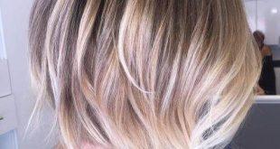 20 hübsche kurze blonde Haare Ideen für den Sommer im Jahr 2018