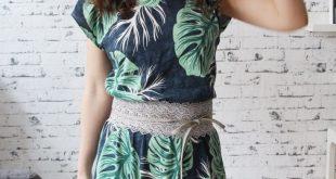 Clara Sommer Kleid einfach nähen