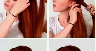 15 Easy to Do Everyday Hairstyle Ideas for Short, Medium & Long Hairs sei...