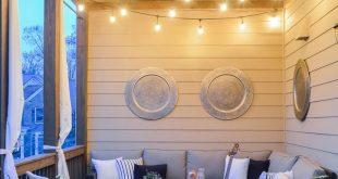 42 Summer Porch Decor-Ideen, die Sie in dieser Saison begeistern