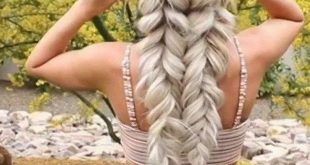 50+ super quick and easy hairstyles for 2019 30