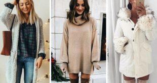 53 Winter-Outfits, die jetzt perfekt kopiert werden können