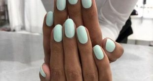 60+ Best Chosen Acrylic Oval Nails Design For Summer Prom And Wedding - Page 9 of 65