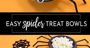 Einfache Spinnenschüsseln - #einfache #spinnenschusseln