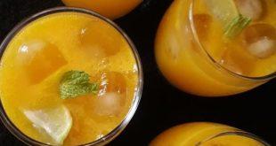 Mango Mojito (Non-Alcoholic)