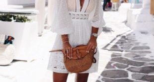 Weißes Kleid kombinieren: Diese Looks lassen dich umwerfend aussehen!